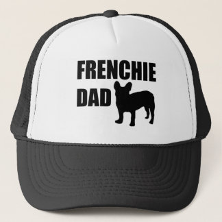 Frenchie Dad Trucker Hat