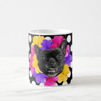 Frenchie Dots Mug