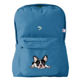 Frenchie Flop Backpack
