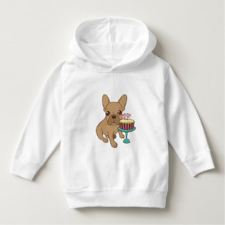 Frenchie has a Birthday Hoodie