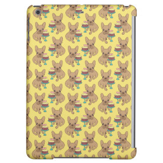 Frenchie has a Birthday iPad Air Cover