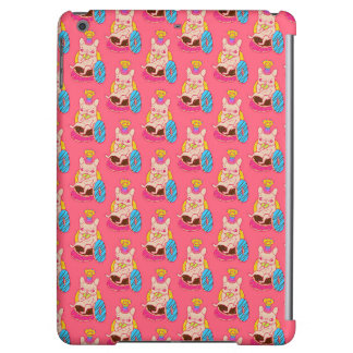 Frenchie is The King of Doughnuts iPad Air Cases