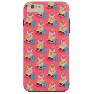 Frenchie is The King of Doughnuts Tough iPhone 6 Plus Case