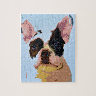 Frenchie Jigsaw Puzzle