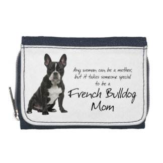 Frenchie Mom Wallet