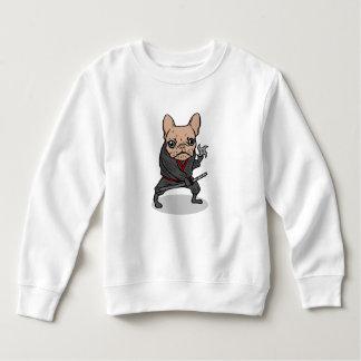 Frenchie Ninja Sweatshirt