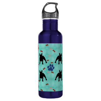 Frenchie Shadow 710 Ml Water Bottle