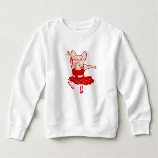 Frenchie's Solo Dance Sweatshirt