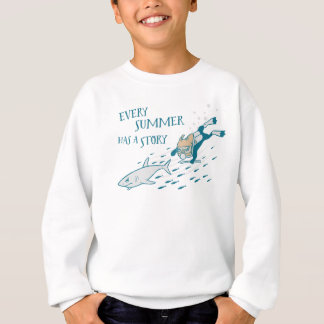 Frenchie's summer fantasy sweatshirt