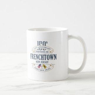 Frenchtown, New Jersey 150th Anniversary Mug