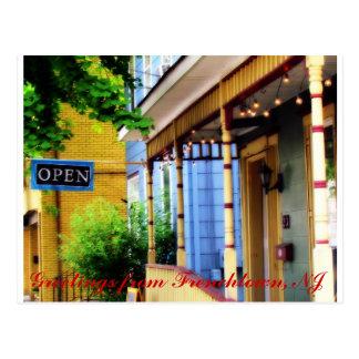 Frenchtown Postcard