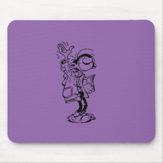 Frenchy Mouse Pad