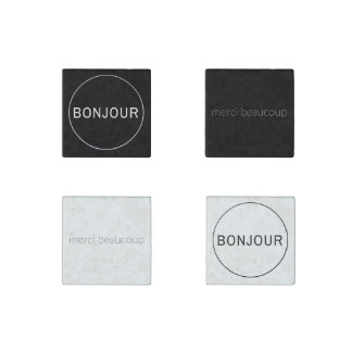 Frenchy Stone Magnets