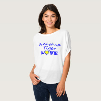 Frenship Tiger Love Shirt