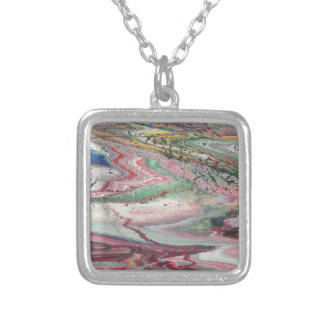 Frenzy Silver Plated Necklace
