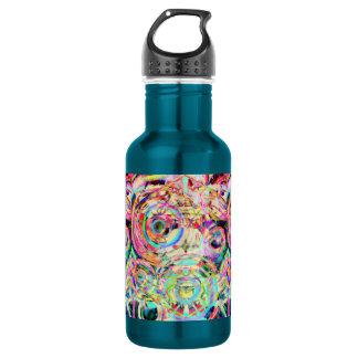 Frequency 532 Ml Water Bottle