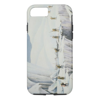 Frequent Appearance of the Ice with Bridges of Sno iPhone 7 Case
