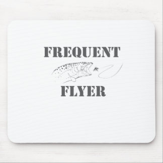 Frequent Flyer 2 Mouse Pad