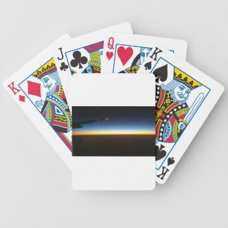 Frequent Flyer Horizontal Bicycle Playing Cards