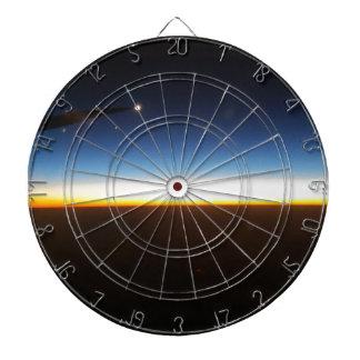 Frequent Flyer Horizontal Dartboard