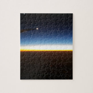 Frequent Flyer Horizontal Jigsaw Puzzle