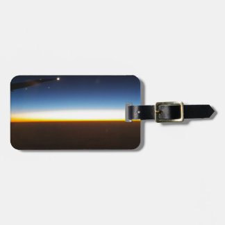 Frequent Flyer Horizontal Luggage Tag