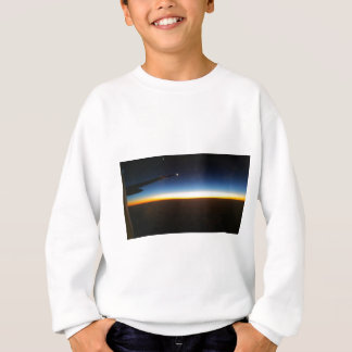 Frequent Flyer Horizontal Sweatshirt