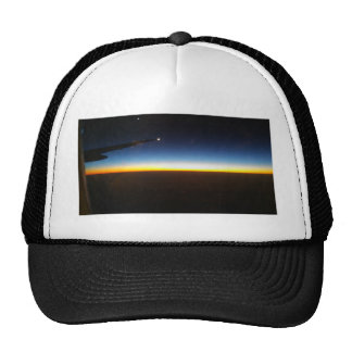 Frequent Flyer Horizontal Trucker Hat