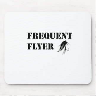 Frequent Flyer Mouse Pad