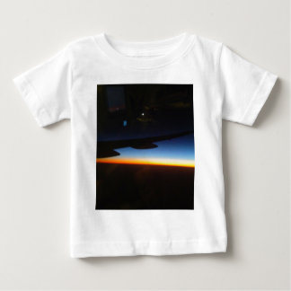 Frequent Flyer Vertical Baby T-Shirt