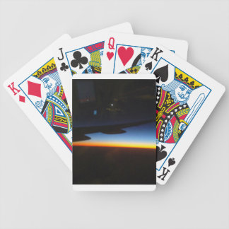 Frequent Flyer Vertical Bicycle Playing Cards