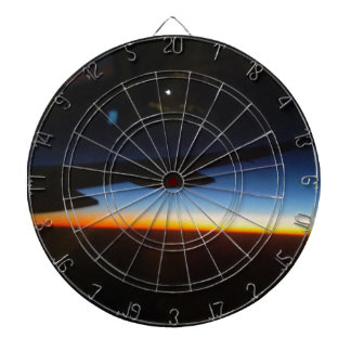 Frequent Flyer Vertical Dartboard With Darts