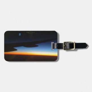 Frequent Flyer Vertical Luggage Tag