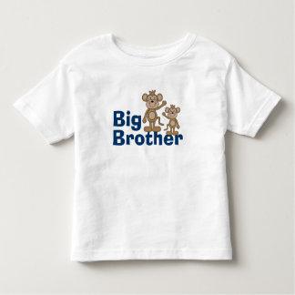 Frère de singe mignon t-shirt pour les tous petits