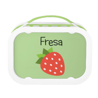 Fresa (Strawberry) Lunch Box