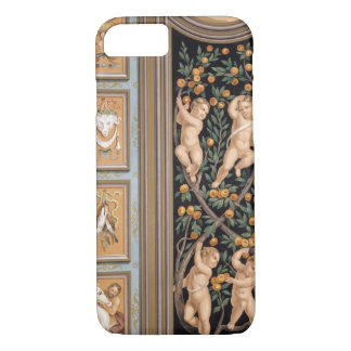 Fresco of Cupids from the Church of St. Ambroglio, iPhone 7 Case
