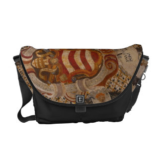 Frescos of Assisi Italy Commuter Bag