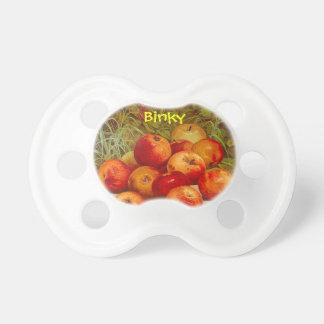 Fresh Apple Baby Binky Pacifier