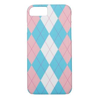 Fresh Argyle iPhone Case