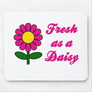 Fresh as a Daisy Mouse Pad