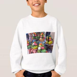 Fresh Asian Fruits Sweatshirt