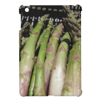 Fresh asparagus hand picked from the garden iPad mini covers