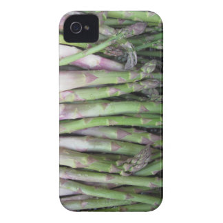 Fresh asparagus hand picked from the garden iPhone 4 Case-Mate case