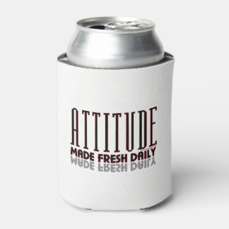 FRESH ATTITUDE CAN COOLER
