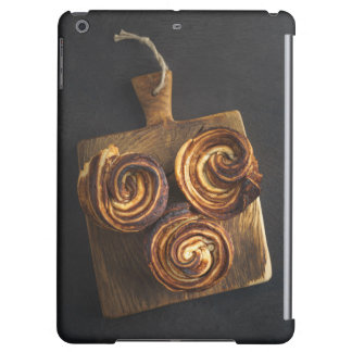 Fresh baked cruffins case for iPad air