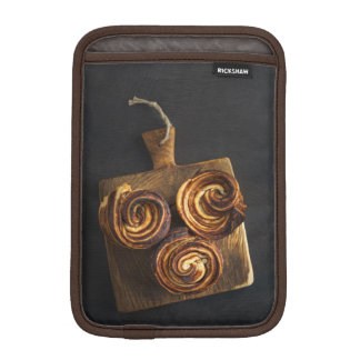 Fresh baked cruffins iPad mini sleeve