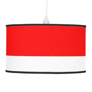 Fresh Bold Nautical stripes Pendant Lamp