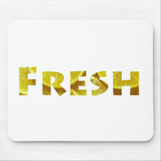 Fresh Branded Mouse Pad