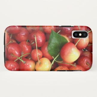 Fresh Cherries iPhone Case
