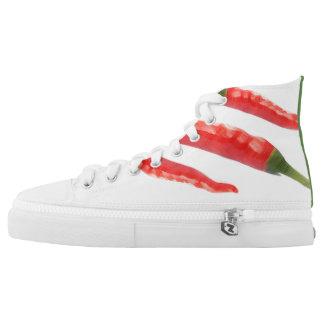 Fresh Chili Pepper shoes